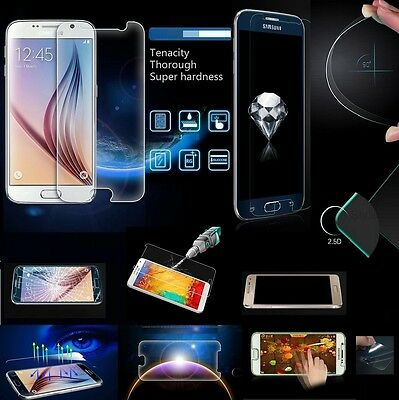 For Samsung 9H HD Tempered Anti-Explosion Tempered Glass Film Screen Protector