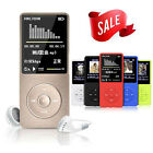 Portable 8/16/32GB MP3 MP4 Player LCD Screen FM Radio Video Games Movie Lot