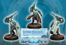 Infinity BNIB Nomads - Sin-Eater Observants (Sniper) 280540