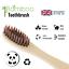Bamboo-Toothbrush-Biodegradable-Vegan-Organic-Eco-By-Vivco thumbnail 7