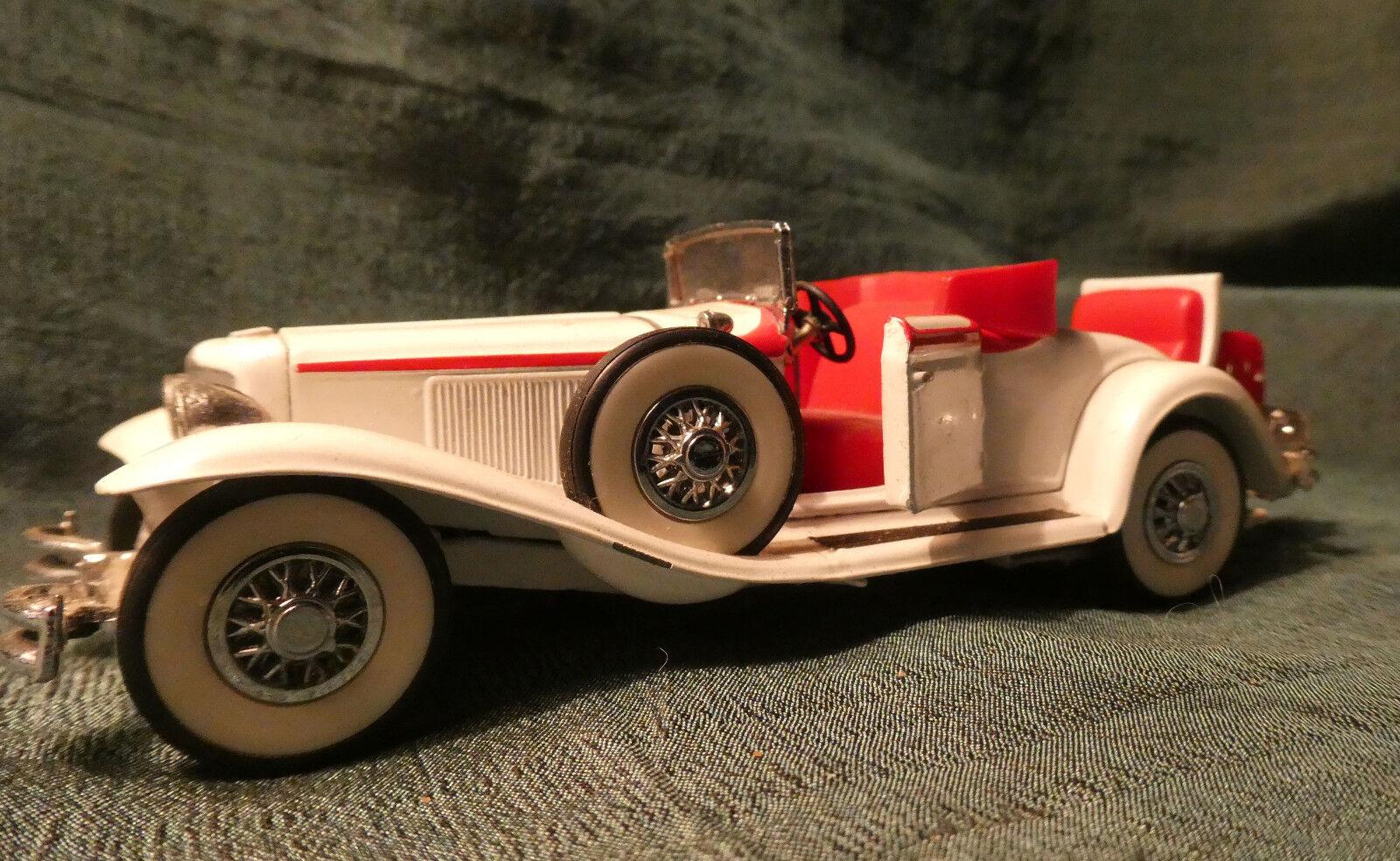 CORD CABRIOLET 1931 Franklin MINT Precision Models    NEUVE SANS BOITE