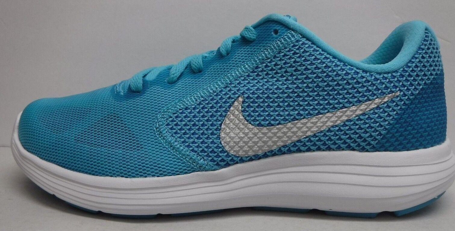 Le   Da Ginnastica Nuove Dimensioni Della Nike 8,5 Blu In   Femminili