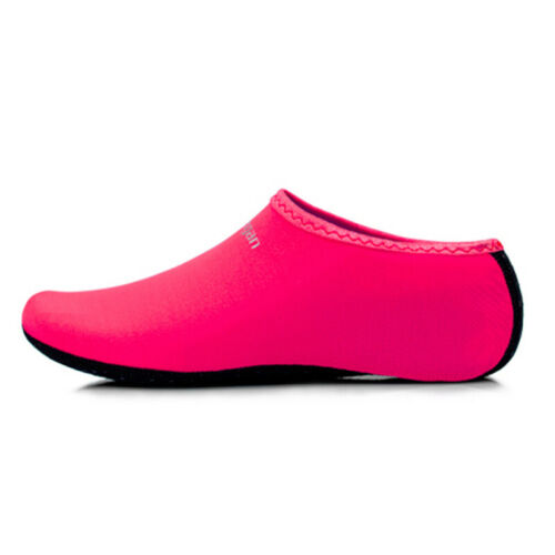 Men Women Skin Water Shoes Aqua Exercise Pool Swim Slip On Surf Beach Socks Yoga
