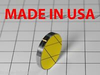 Made In Usa Best Co2 Gold Plated Si 20mm 40w Laser Engraver Mirror Fast Shipping