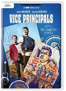 Vice Principals: The Complete Series [New DVD] 3 Pack, Digitally Mastered In H