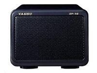 Yaesu Sp-10 External Speaker For Ft-991/ft-991a - Authorized Dealer