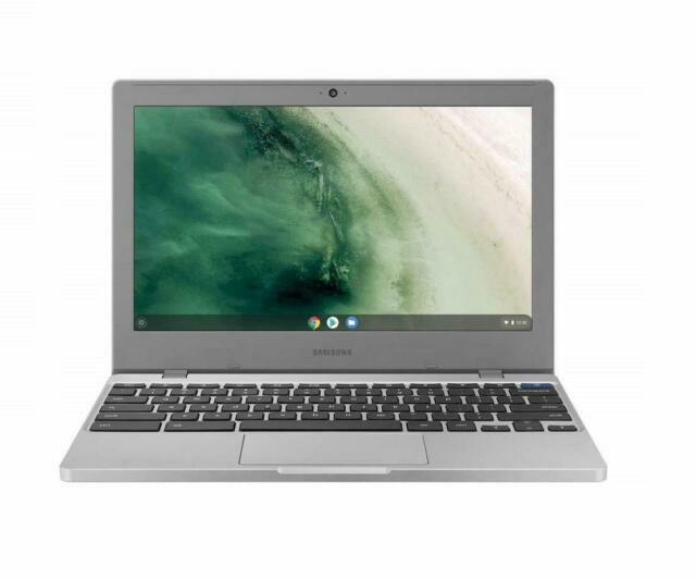 Samsung Chromebook 4 11.6 , Intel Celeron, 4GB, 32GB, Silver - $139.99