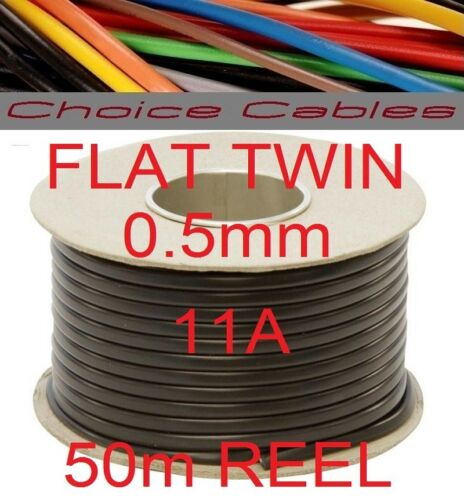 2.5mm 30Amp BY THE METER AUTOMOTIVE ELECTRICAL AUTO LOOM CAR VAN CABLE WIRE
