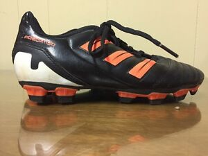 buy popular 5274b 41a5d Image is loading Adidas-Predator-Absolion-TRX-FG-Boy-039-s-