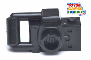 Lego Minifig Camera : New lego black camera video minifigure minifig accessory city