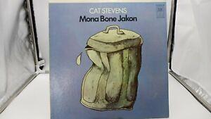 CAT STEVENS MONA BONE JAKON SP-4260 LP Record VG+ cVG+ Sterling Pressing