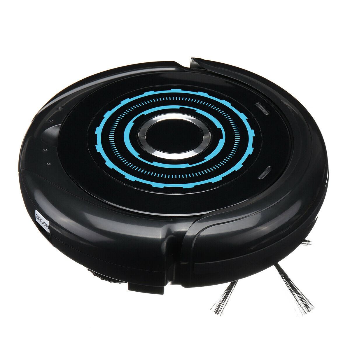 Holmark Home Office Auto Cleaning Robot Floor Sweeper USB Smart Vacuum Cleaner