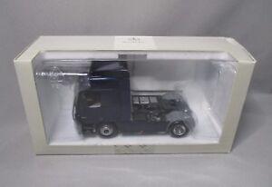 Dv7680 Minichamps 1/43 Mercedes Benz Actros 1844 Astral Argent Ref B66000516 Nb