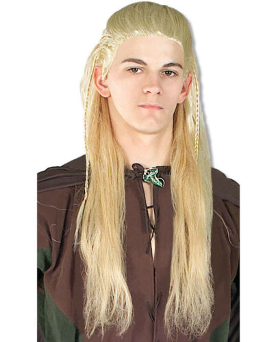 Lord Of The Rings Legolas Greenleaf Wig One Size