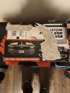 Vinyl, Black Covercraft LeBra Custom Fit Front End Cover for Chrysler Town /& Country