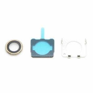 Appareil Photo Lentille Set Pour IPHONE 6S Plus Or Verre Support Joint Cadre