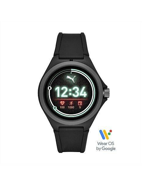 Brand New Puma Smartwatch Black