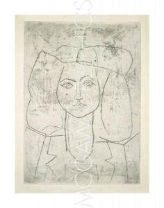 PICASSO-PABLO-PORTRAIT-OF-FRANCOISE-DRESSED-Artwork-R-14-034-x-11-034-4131