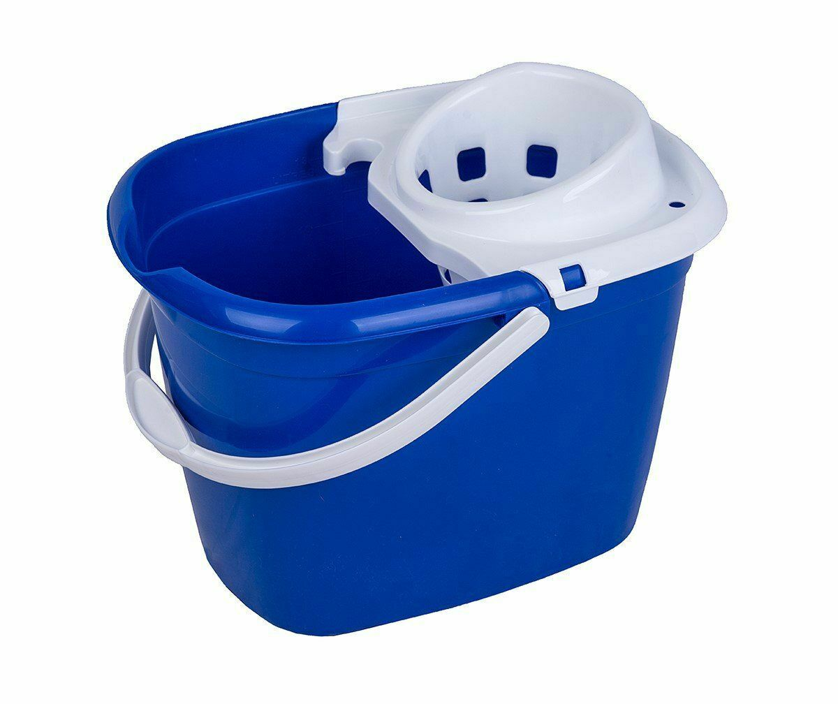 Red 12 L Abbey HB905RED Mop Bucket