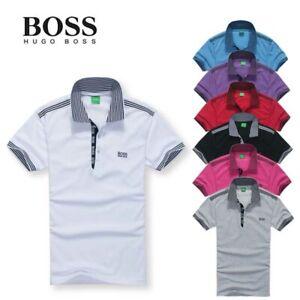 Men-039-s-fashion-short-sleeves-polo-shirt-t-shirt-mens-summer-tee-shirt-casual-top