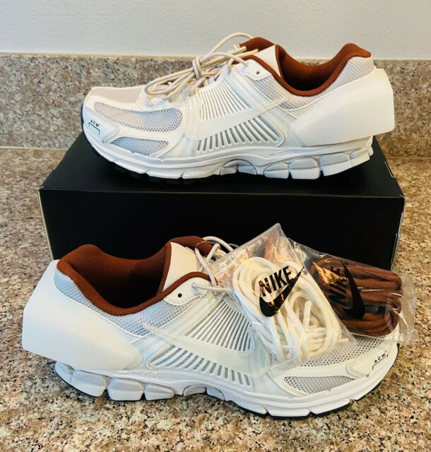 inicial riñones Enviar  NIKE AIR ZOOM VOMERO 5 A COLD WALL ACW LAB SAIL OFF WHITE AT3152-100 Men's  12 for sale online