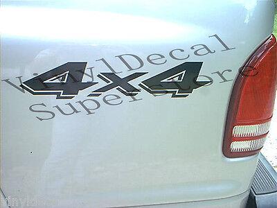 #449 DODGE DAKOTA SPORT 4X4 COMPLETE DOOR AND TAILGATE STICKER DECALS