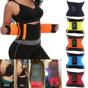 Fajas-Reductoras-Slimming-Body-Shaper-Girdle-Abdomen-Sauna-Cincher-Sweat-Belt