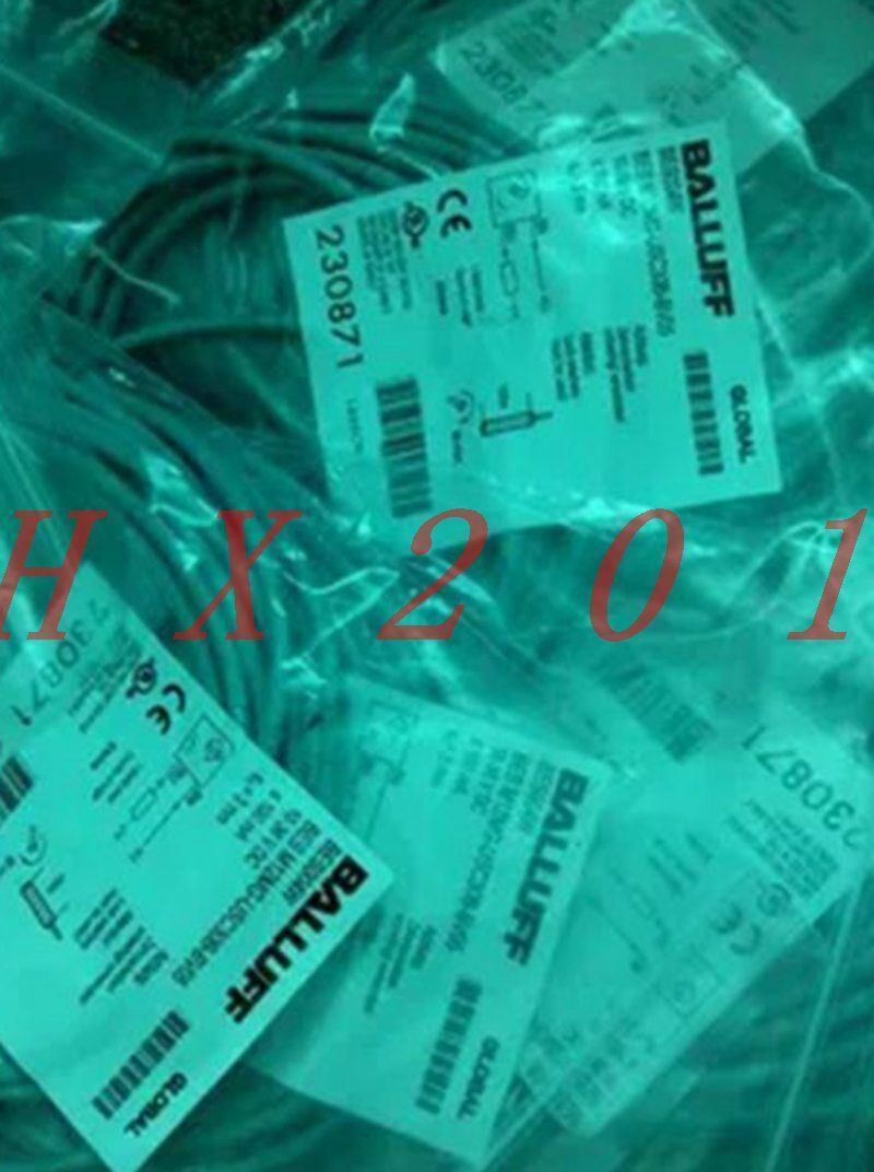 ONE Brand NEW BALLUFF BES M12MD-NSC20B-BP02-003