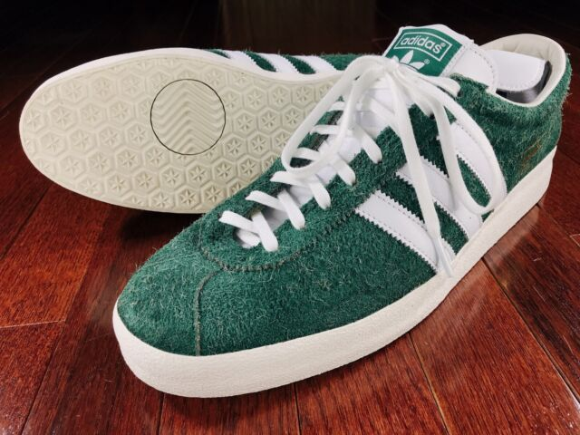 Size 11.5 - adidas Gazelle Vintage Green 2020