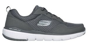SKECHERS-52954-FLEX-ADVANTAGE-3-Memory-scarpe-uomo-sportive-sneakers-pelle