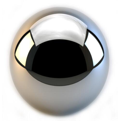 "200 Qty /""NINJA/"" Ultra Polish Chrome Pinballs International Sales Only BONUS"