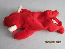 TY Beanie Babie Tabasco With 1st Generation Tush Tag no hang tag