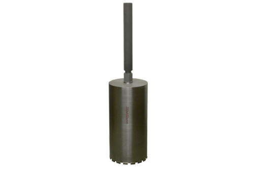 "400mm extension with 1-1//4/"" thread for diamond core drill bits"