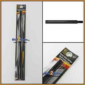 """gear shifter shaft extension 12/"""" chrome steel 1//2/"""" standard thread for Peterbilt"""