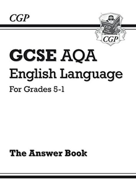New GCSE English Language AQA Answers for Study & Exam Practice: Gra... NEW BOOK