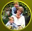 miniatura 6 - Princess Diana Gold Coin Princes Harry William Autographed Union Jack Elton John