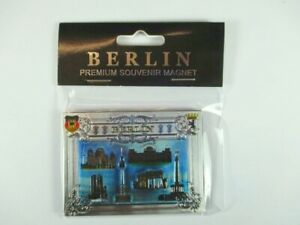 Berlin-Brandenburger-Tor-Magnet-Premium-Souvenir-Germany-Laser-Optik-NEU