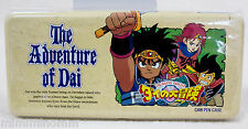 Dragon Quest Dai no Daibouken Adventure Can Pen Case JAPAN ANIME MANGA 2