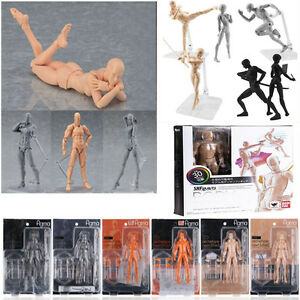 She-he-S-H-Figuarts-SHF-Body-kun-DX-SET-Body-Chan-Action-Figure-Chinese-In-Box