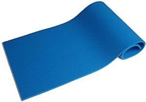 Spartan- Gymnastikmatte. blau. 1275. Yoga-Matte. Schaumstoff. Sehr griffest.