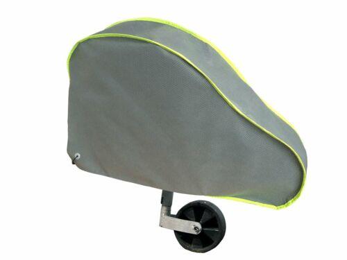 Deichselschutz Deichselhaube grosse  Ausführung mit Reflektorenband