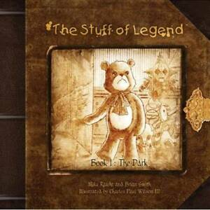 Stuff-of-Legend-Book-1-The-Dark-GN-Mike-Raicht-Charles-Paul-Wilson-Th3rd-New-NM