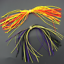 10pcs-Fishing-Skirt-for-DIY-Spinnerbait-Buzzbaits-Squid-Fly-Tying-Material-baits thumbnail 9