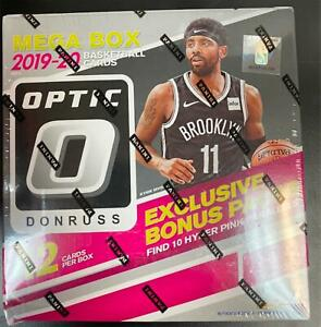 New-2019-20-Panini-Donruss-Optic-Mega-Box-NBA-Basketball-Cards-ZION-Ja-Morant