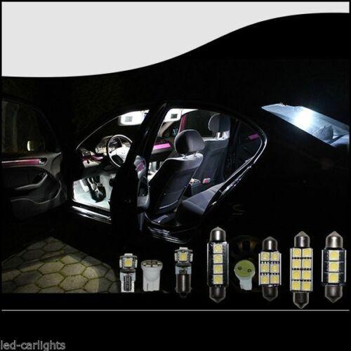 Cstar LED iluminación interior conjunto completo blanco 14 LED adecuado para bmw e46 sedán