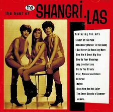 MUSIK-CD - The Shangri-Las - The Best Of - The Mercury Years