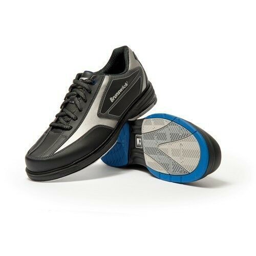 Brunswick Stealth Right Handed WIDE WIDTH Mens Bowling Shoes Size 11