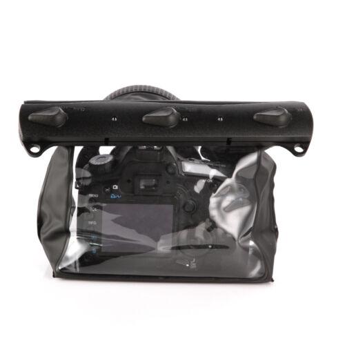 20M Cámara Impermeable Submarina caso para Canon 550D 60D 5D 600D 7D D90 D7000 II