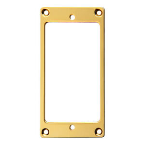 1Pc Metal flat humbucker pickup mounting ring frame for guitar