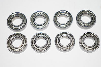 Ansmann Racing Virus ST Truggy Nitro Wheel Bearings Set of 8